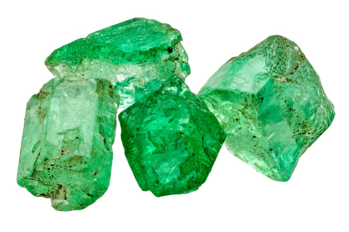 heart chakra Emerald