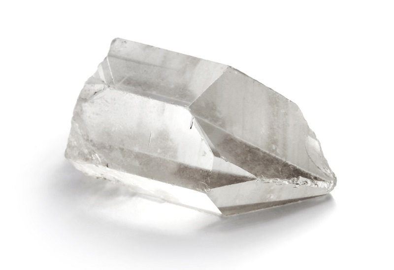 Crown Chakra stones quartz