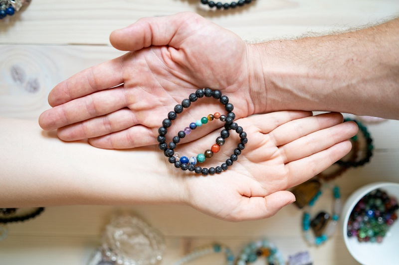 How to activate chakra bracelet jewerly