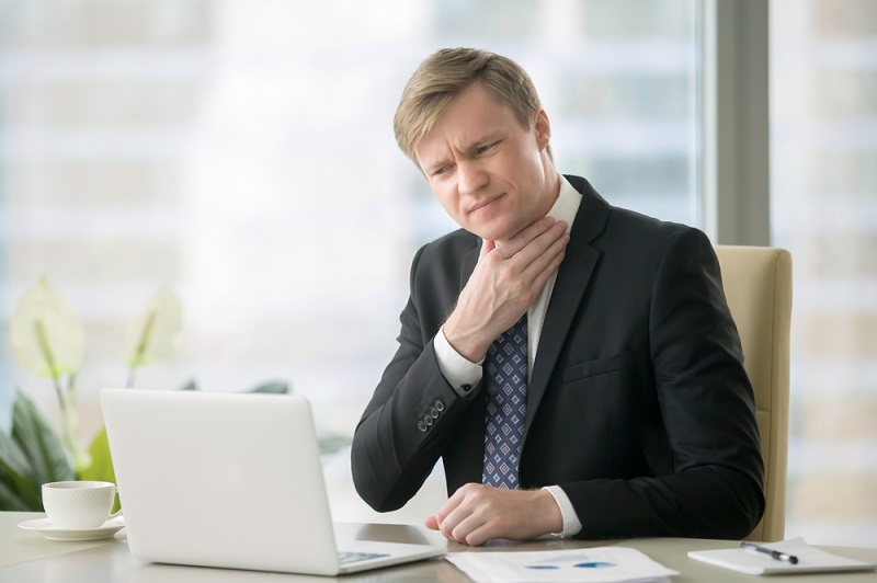 Throat Chakra healing problems