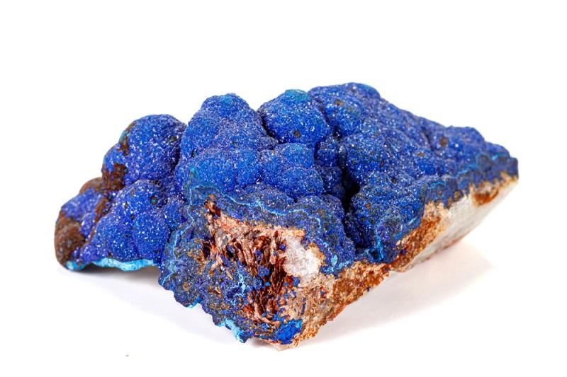 Throat Chakra stones azurite