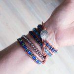 Lapis Lazuli Third Eye Chakra Bracelet photo review